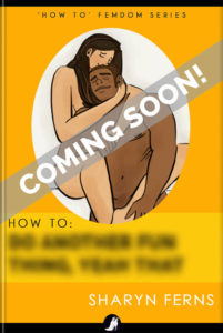 Book Cover: The Next 'How To' Guide Coming Soon