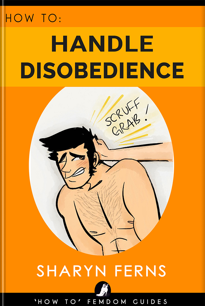 Book Cover: How To Handle Disobedience: For Dominant Women